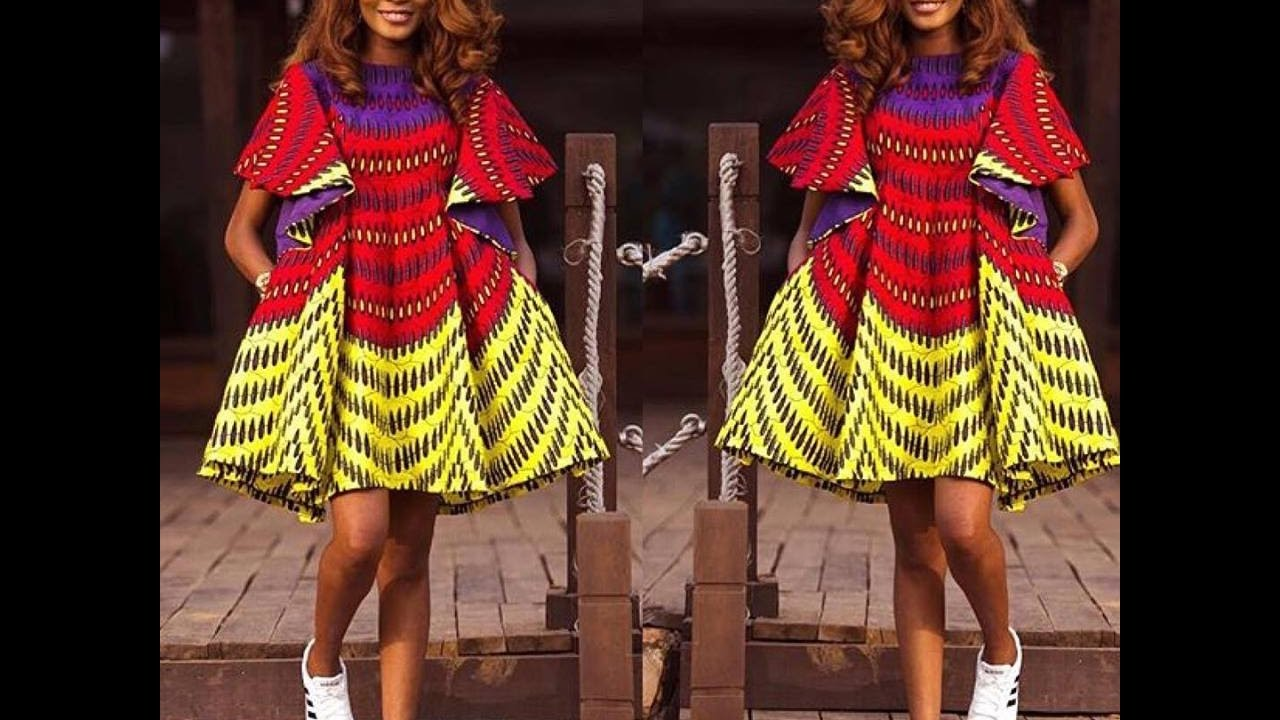 African Women Fashion Styles 2017 Owambe Youtube