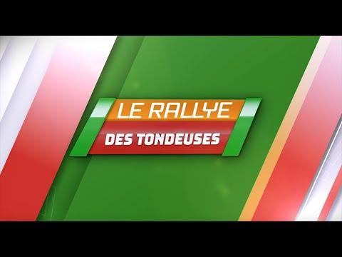 Les rallye des tondeuses - Santamaria #Episode1