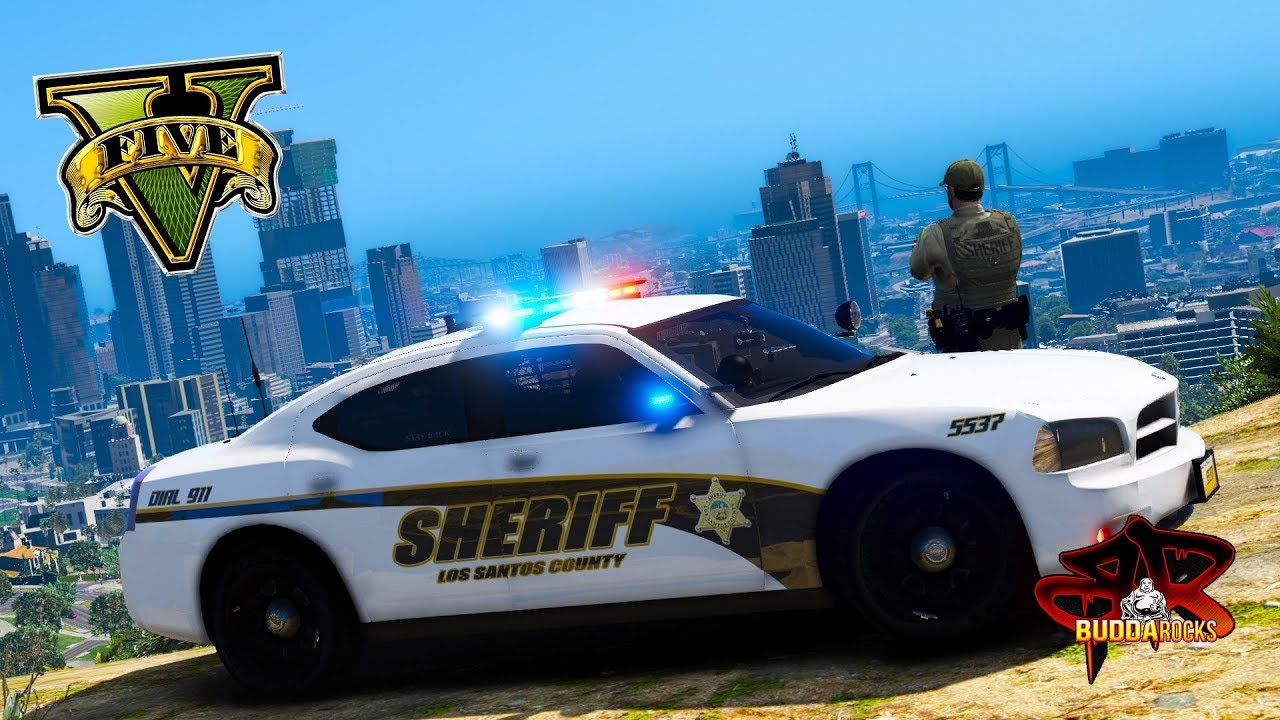 GTA V LSPDFR So Many Shoot Outs!   Officer Down   Police Mods by