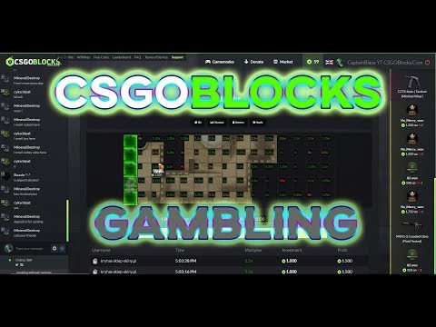 CSGOBlocks gambling! Is this site rigged?