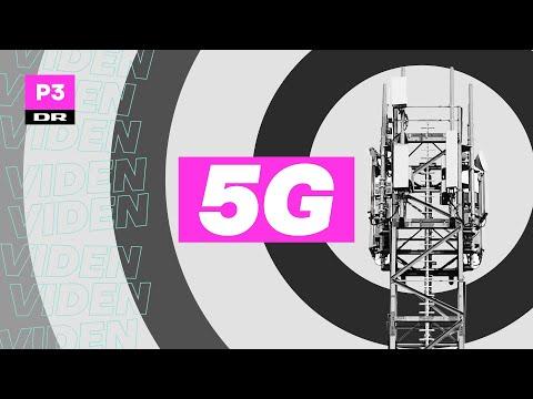 Hvad er 5G og er det farligt?