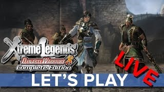 Dynasty Warriors 8: Xtreme Legends: Complete Edition - Eurogamer Let