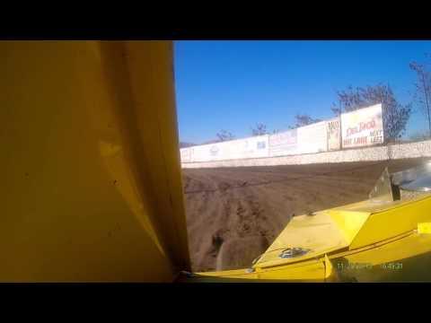 aaron farrell  sport mods at santa maria speedway 6/18/16