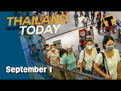Thailand News Today   Restrictions ease, interprovincial travel resumes   Sept 1
