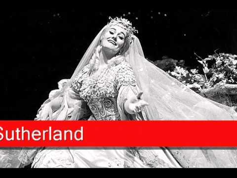 Dame Joan Sutherland Lehar - Merry Widow, 'Vilja o vilja'