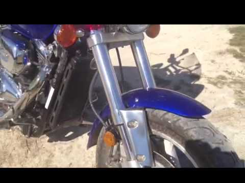 hqdefault 01 suzuki marauder quick fix and walk around youtube 2001 Suzuki Marauder 800 Bobber at soozxer.org