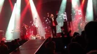 Elbow - live, High Ideals, Capitol FM Arena, Nottingham, 26th November 2012