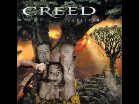 Creed - Hide + Lyrics