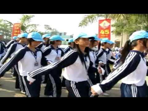 Ky niem 45 nam thanh lap truong THPT Tran Hung Dao Nam Dinh-thodola1gg3.avi