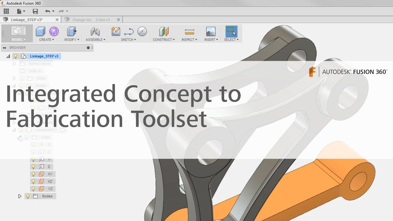 Autodesk Fusion 360 - CADPRO Systems, New Zealand