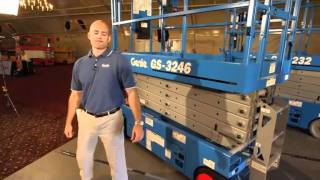 Product Review: Genie GS-3246 Scissor Lift