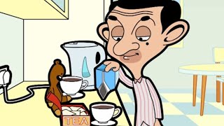 Morning Tea | Funny Episodes | Mr Bean Cartoon World