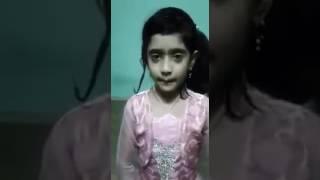 Modi Ke Liye Is Choti Bachi Ka Massage