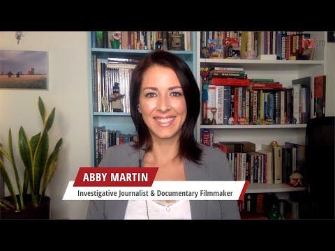 Abby Martin on Julian Assange, Coup in Bolivia, Bernie Sanders & Gaza