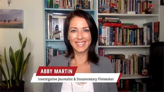 Abby Martin on Julian Assange, Coup in Bolivia, Bernie Sanders & Gaza