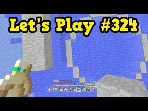 Minecraft Xbox Let's Play #324 - Accidentally Huge Build