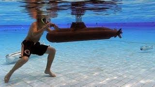 Modellbau Live 2012 - U-Boote Teil 1
