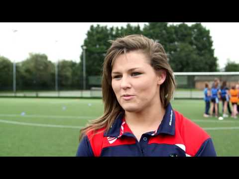 A look at Bristol Rugby's Eagle Project in Women's Sport Week