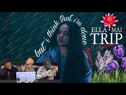 Ella Mai - Trip REACTION Mp3