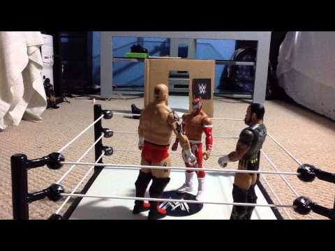 Sincara vs tensi (stop motion)