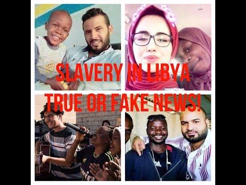 THE TRUTH BEHIND SLAVERY IN LIBYA | الحقيقة وراء تجارة البشر في ليبيا