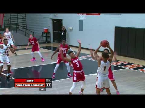 Deseret News Rewind - East @ Wasatch Academy (Boys Basketball) {11-28-18}
