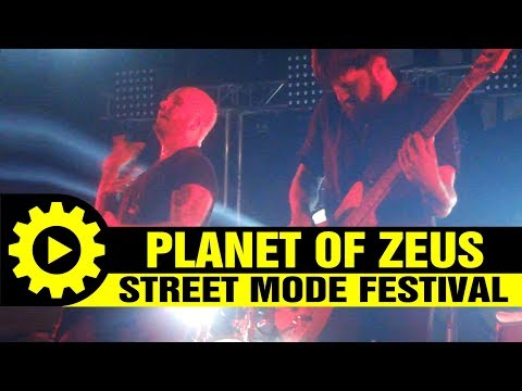 PLANET OF ZEUS - Full Concert @ STREET MODE Fest [1/9/2018]