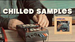 Making a Lofi Jazz Beat with Cookinsoul Samples Low-Bap Life Vol 3