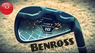 BENROSS HOT SPEED 10 IRON REVIEW