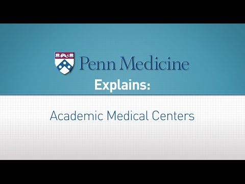 What is an Academic Medical Center?