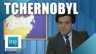 Tchernobyl : le témoignage d'un journaliste français sur place | Archive INA