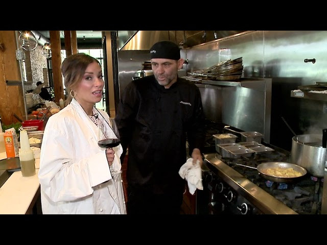 Interview with Chef Luca Sema - New Day Cleveland