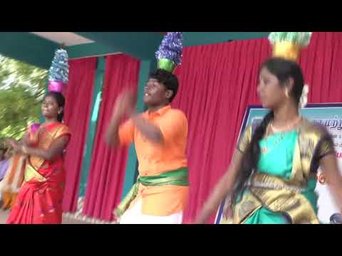 RAMANATHAPURAM#CAUSSANEL ARTS AND SCIENCE COLLAGE PONGAL FESTIVAL PATR 2@VISION TV.