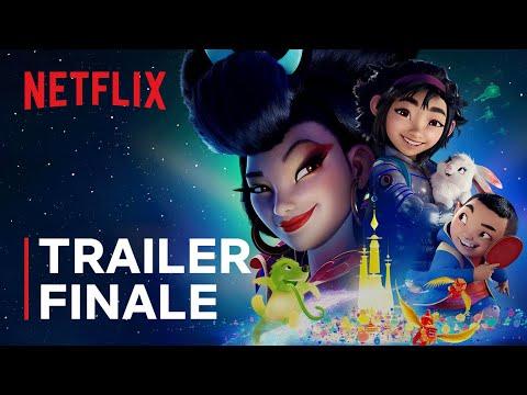 OVER THE MOON - IL FANTASTICO MONDO DI LUNARIA | Trailer ufficiale 2 | Netflix