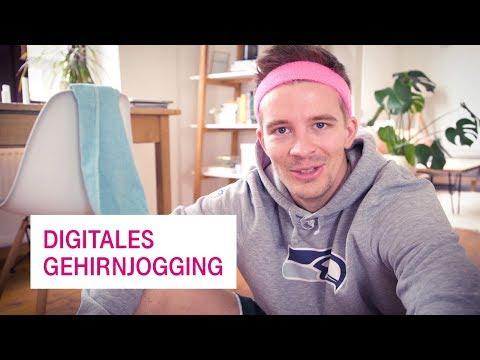 Social Media Post: Digitales Gehirnjogging- Netzgeschichten