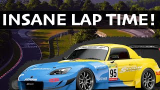 Gran Turismo Sport: Honda SPOON S2000 - Nordschleife Hot Lap On The Limit!