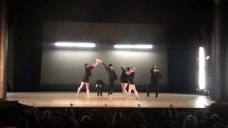 The Golden Hat: Samantha Gabriel Choreography