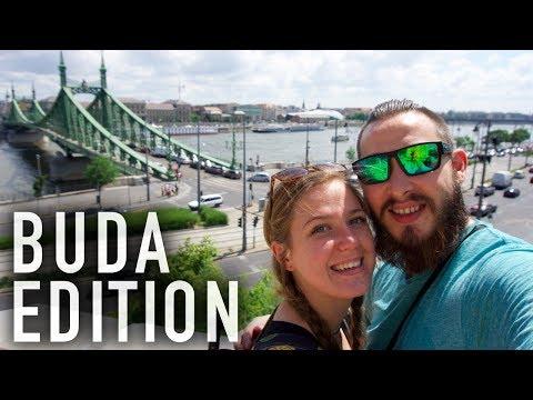 Follow Me Around BUDAPEST 🇭🇺 || Buda Edition