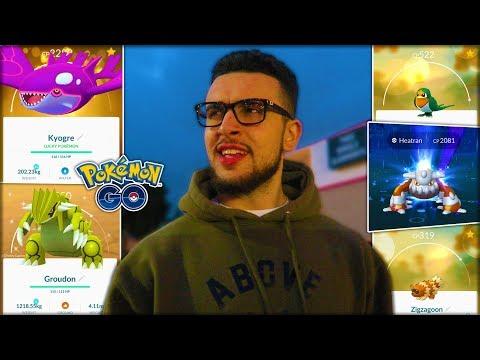ONE OF MY BEST CLUTCH MOMENTS! (Pokémon GO) thumbnail