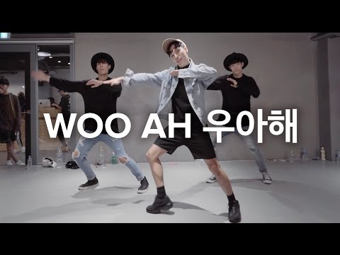 Woo Ah(우아해) - Crush / Junsun Yoo Choreography