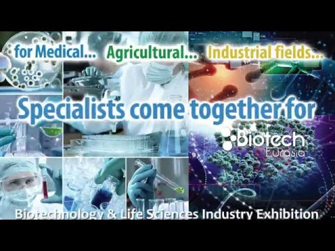 Biotech Eurasia  Exhibition 2016