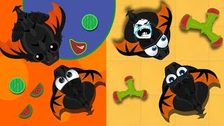 HOW TO FIGHT WITH KING DRAGON WHEN U ARE A BLACK DRAGON / A TRAITOR IN MOPE
