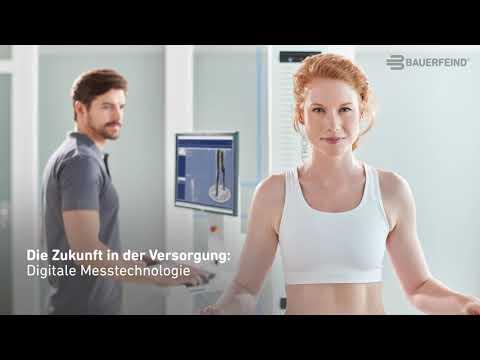 Berührungsloses Vermessen mit Bodytronic®
