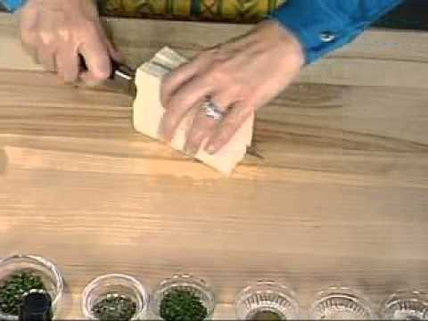 Scrambled Tofu - Healthy Cooking with Cindy - YouTube