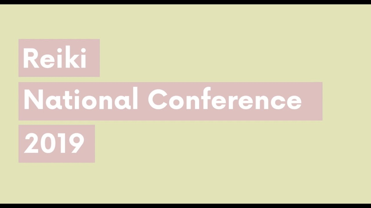 Philippine Reiki National Conference 2019 Highlights