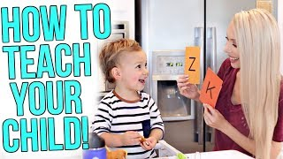 Kid Learning Secrets Every Mom NEEDS to Know! *MUST WATCH*