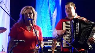 Polkaparty Albergen Holland 2019 Eddy Rodick IIIDon Sax Lynn Marie Antohony Culkar