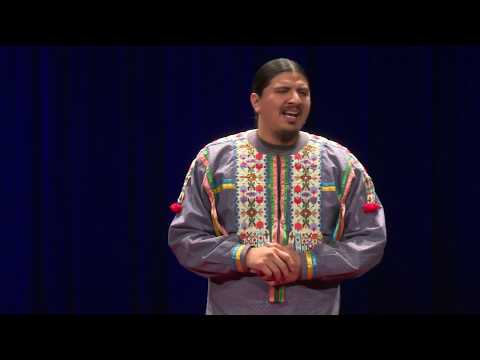 Native American Culture - Language: The Key To Everything | Ron (Muqsahkwat) Corn, Jr. | TEDxOshkosh