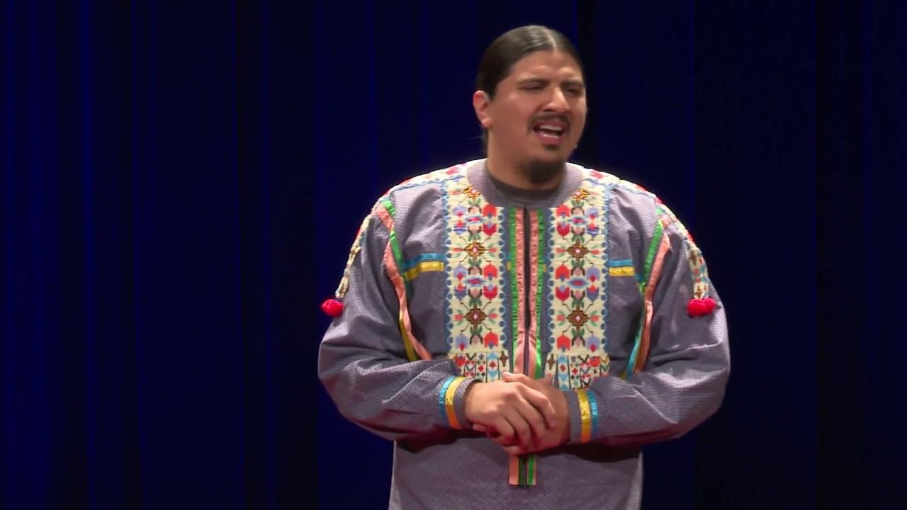 Native American Culture - Language: the Key to Everything | Ron (Muqsahkwat) Corn, Jr. | TEDxOshkosh