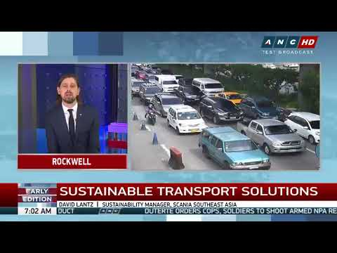 Talks on sustainable transport solutions